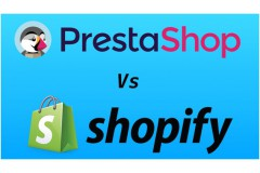 PrestaShop vs Shopify - CMS Comparison